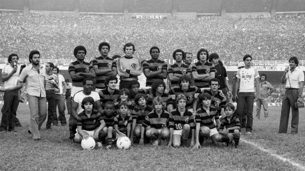 Morre Manguito, campeão mundial pelo Flamengo em 1981
