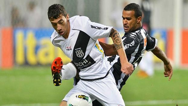 Ponte Preta e Atlético-MG ficaram no empate na abertura do segundo turno