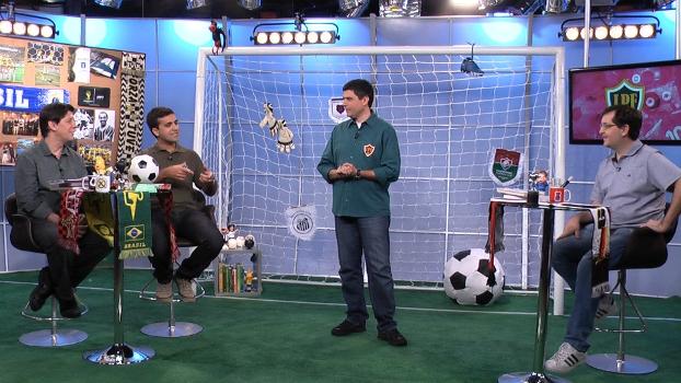 Loucos por Futebol com a presença do jornalista Rafael Azevedo