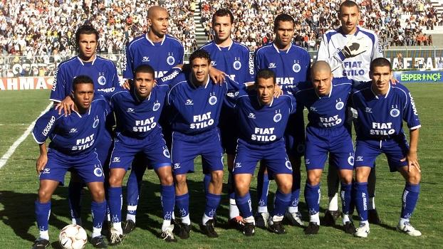 Cruzeiro Posado Ponte Preta Campeonato Brasileiro 2003 17/08/2003