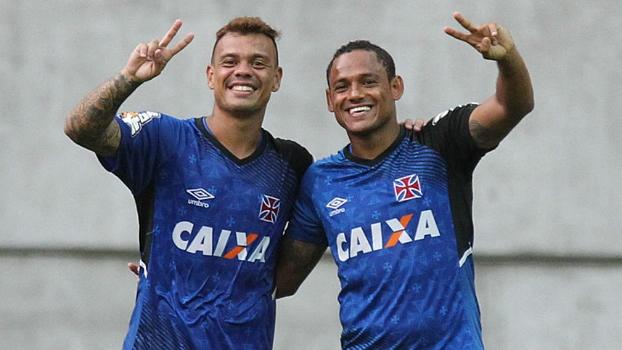 Bernardo e Marcinho: a dupla de sucesso do Vasco no Carioca até agora