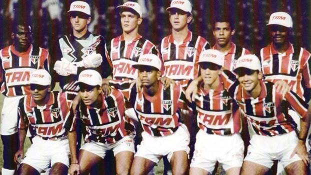Expressinho Tricolor surpreendeu e conquistou a Conmebol em 1994