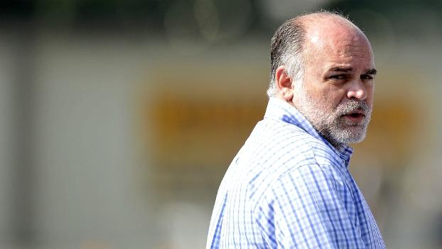Maurício Assumpção foi presidente do Botafogo nos últimos seis anos e se despede hoje do cargo