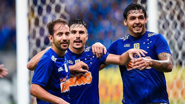 Everton Ribeiro foi peça fundamental no bicampeonato brasileiro do Cruzeiro