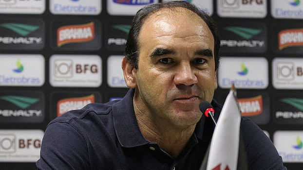 Ricardo Gomes vai deixar o Vasco