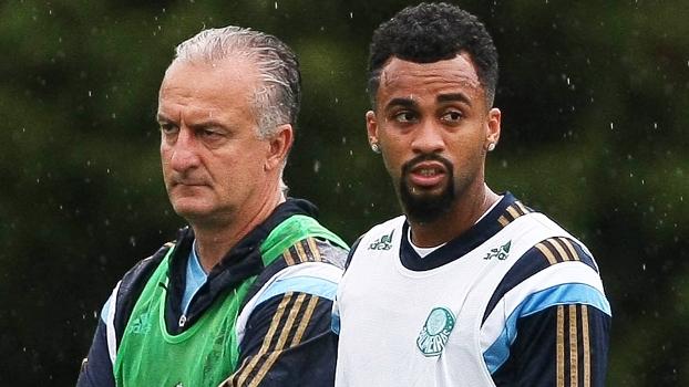 Dorival Jr Wesley Treino Palmeiras 26/09/2014