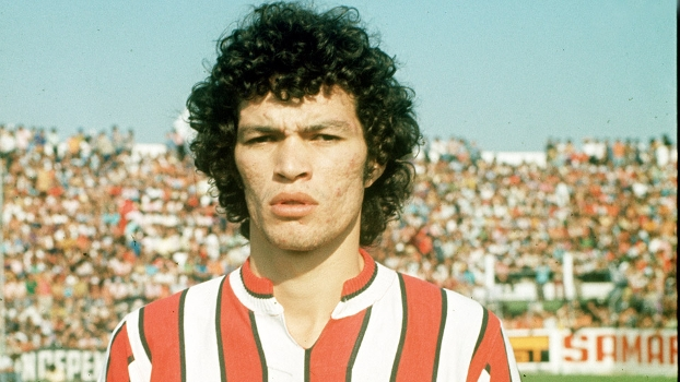 Sócrates Botafogo-SP Corinthians Paulista 1974 12/10/1974