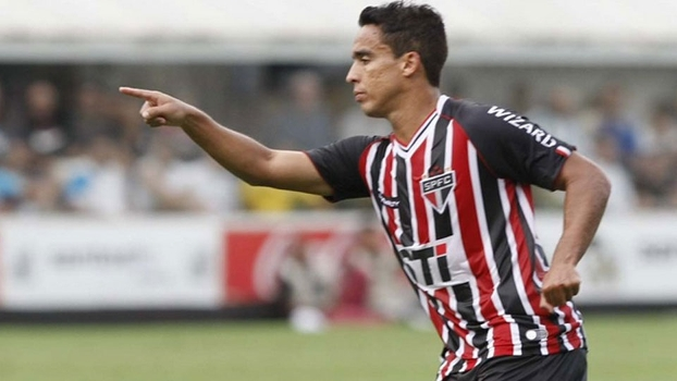 Jadson classifica disputa com Ganso como 'sadia'