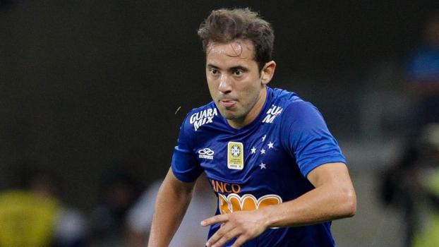 Éverton Ribeiro, meia do Cruzeiro