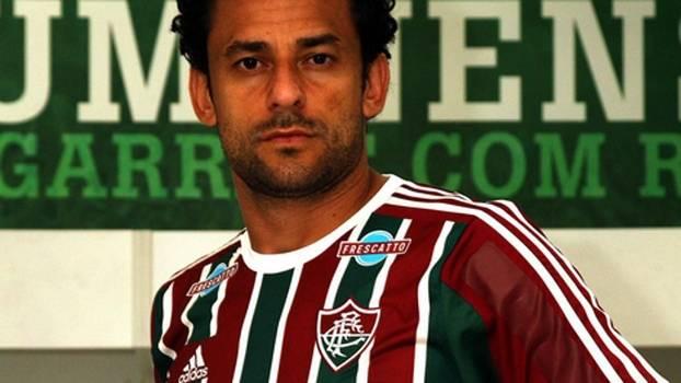 Fred renova com o Fluminense até 2018