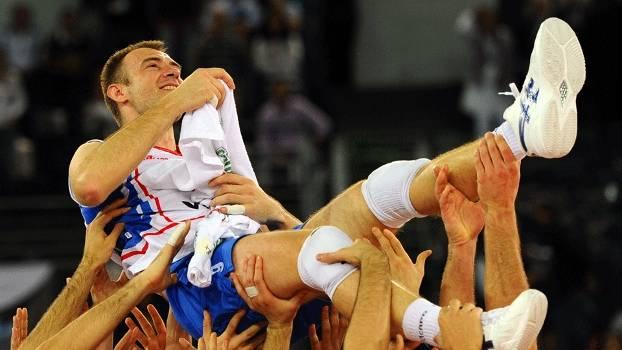 Nikola Grbic foi campeão olímpico nos Jogos de Sydney, em 2000