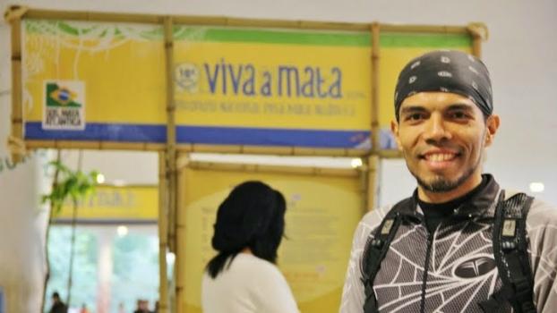 Rex no Viva a Mata 2014.