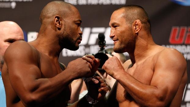 Henderson e Evans serão os responsáveis pelo principal evento do UFC 161
