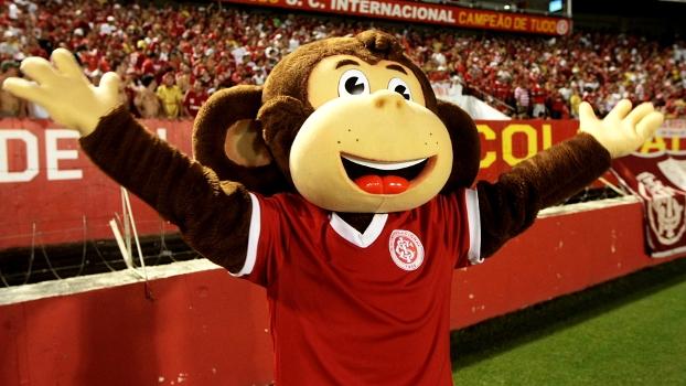 Escurinho Mascote Internacional Emelec Libertadores 2010 23/02/2014
