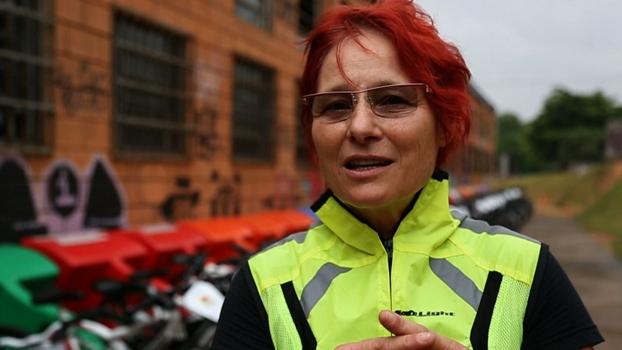 Comemorações ao mês da mobilidade | Aventuras com Renata Falzoni