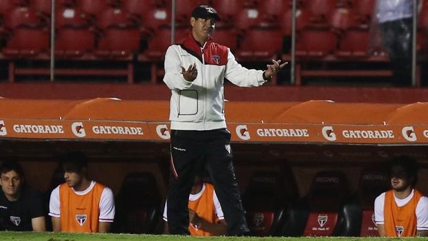 Para Muricy, São Paulo está um pouco lento para contratar:
