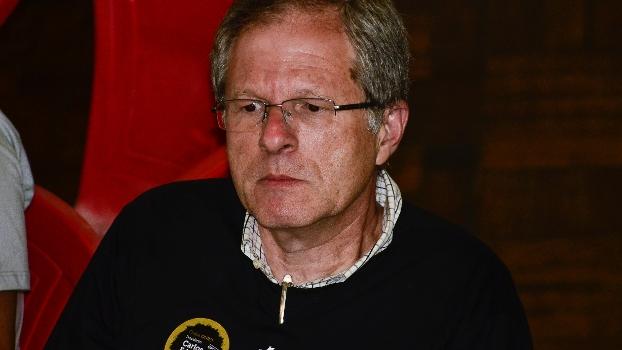 Carlos Eduardo Pereira foi eleito o novo presidente do Botafogo