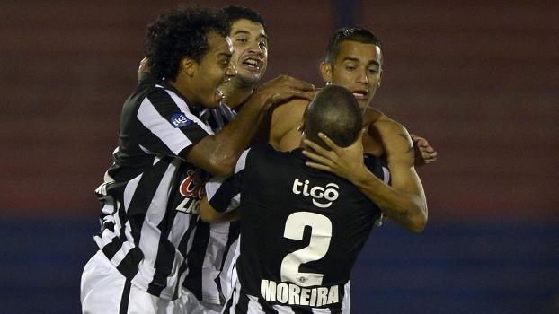 Libertad venceu na Libertadores