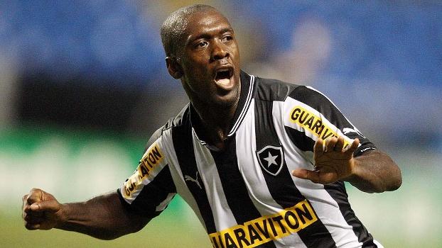 Seedorf comemora, e Botafogo se alegra com investimento