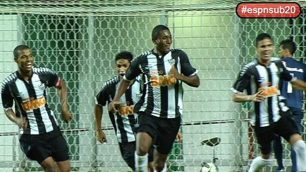 Micale é o técnico da campanha do finalista Atlético-MG na Copa do Brasil Sub-20