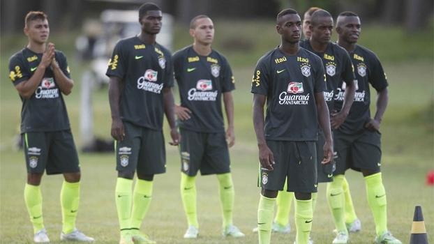Seleção brasileira estreia no Sul-Americano sub-20, no Uruguai, nesta quinta-feira