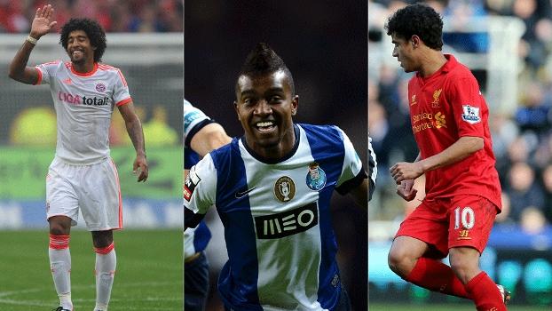 Dante, Kelvin ou Philippe Coutinho, qual foi o melhor brasileiro do futebol internacional na última semana? Vote!