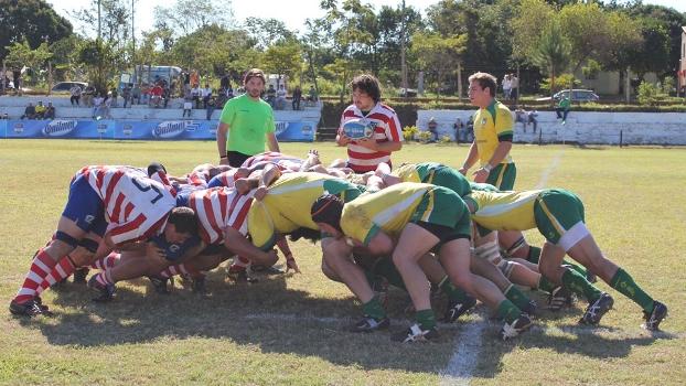 Brasil vence Paraguai rugby