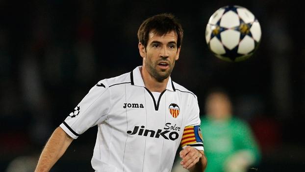 Albelda defendeu o Valencia de 1996 a 2013, mas passou de 1996 a 1999 emprestado ao Villareal