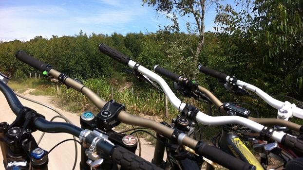 Visual e bikes na Serra das Cabras