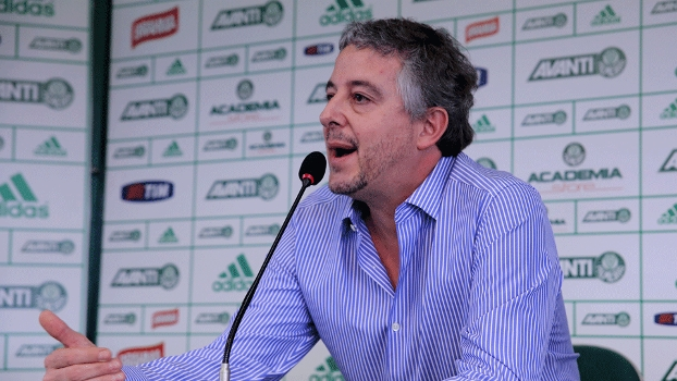 Paulo Nobre lamentou a tragédia na Arena Corinthians
