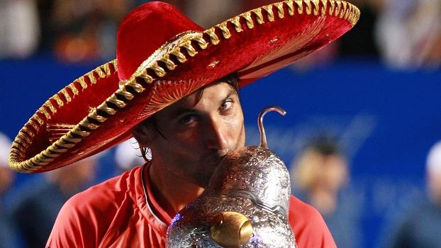 Tenis Acapulco Ferrer campeão