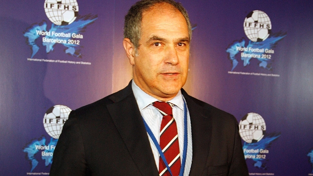 Adonis Zubizarreta, diretor do Barcelona