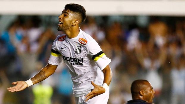 Gabigol teve boa atuação na vitória de 1 a 0 sobre o XV de Piracicaba