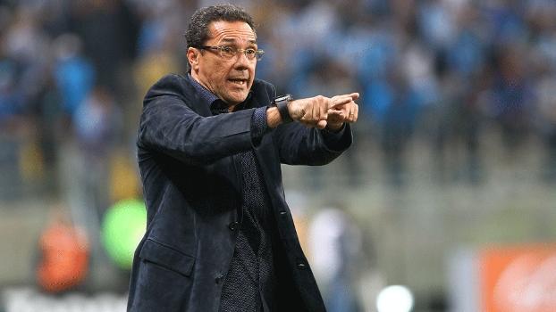 Um dia após demitir Abel Braga, FLU anuncia Luxemburgo como novo treinador / Crédito da foto: ESPN.com.br