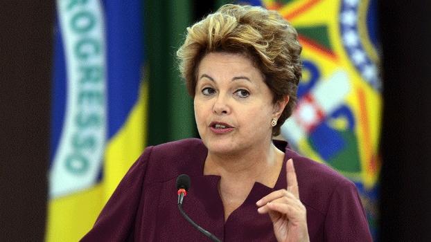 A presidenta Dilma Rousseff recebeu Itaú e Ambev para falar sobre plano 'anti-protestos'