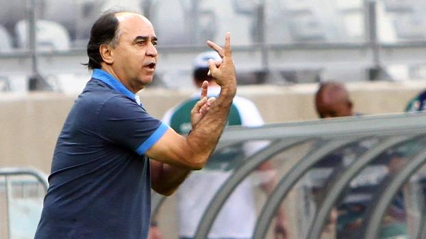 Marcelo Oliveira elogiou 'interesse' do Cruzeiro em goleada e a entrada de garotos