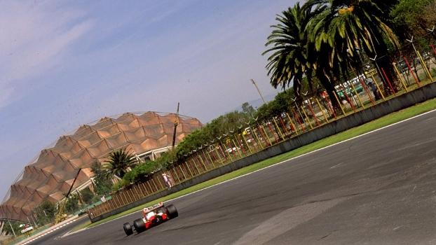 Hermanos Rodriguez (México): Existiu até 1992, com uma única vitória de Senna (1989)