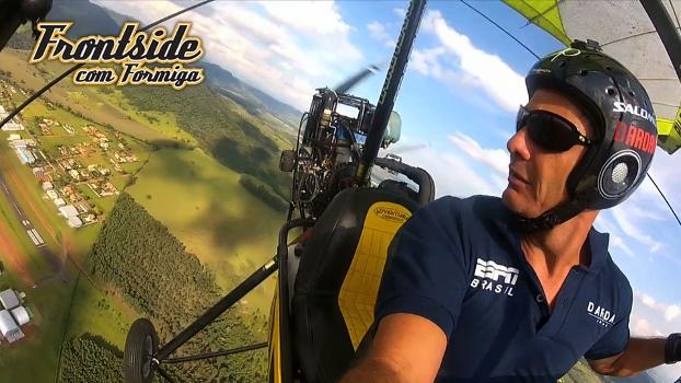 Formiga voando de Trike