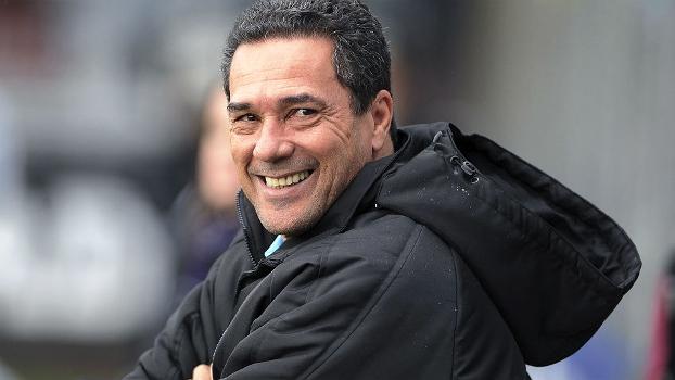 Vanderlei Luxemburgo é o novo técnico do Flamengo
