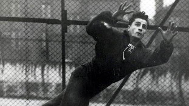 Vladimir Beara foi uma lenda do futebol iugoslavo