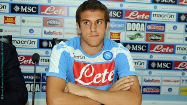 Bruno Uvini está de volta ao italiano Napoli