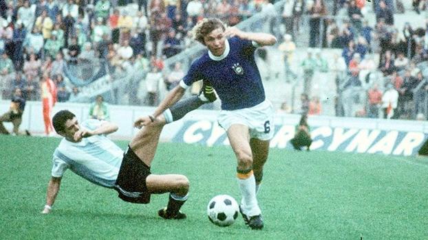 Marinho Chagas Brasil Argentina Copa 1974