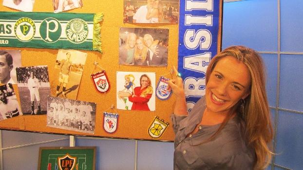 Fernanda Factory, jornalista e blogueira, é a convidada do Loucos por Futebol