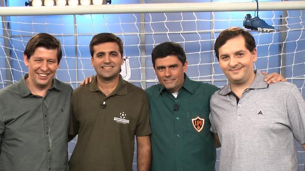 Loucos por Futebol neste sábado, às 22h