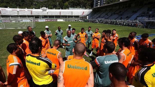 Elenco do Fluminense pode perder várias peças para 2015