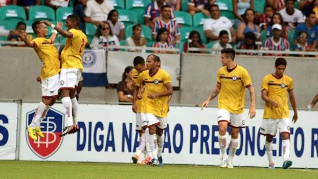 Jacuipense: com o dedo da torcida, equipe conquistou inédita vaga na Copa do Brasil