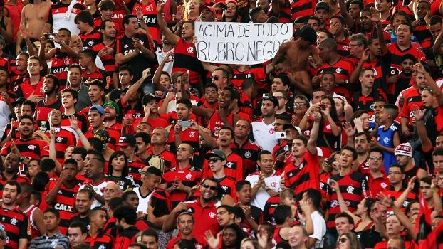 Flamengo Torcida Sport Campeonato Brasileiro 10/08/2014