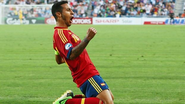 Sondado por diversos clubes, Thiago Alcântara pode deixar o Barcelona