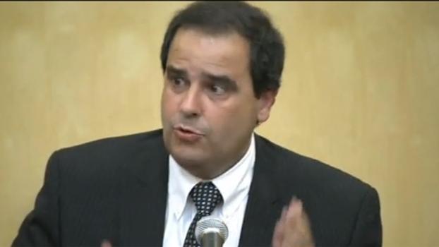 Roberto Senise, procurador do Ministério Público em inquérito contra CBF e STJD no 'caso Portuguesa'