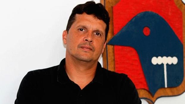 Claudinei Oliveira é o novo técnico do Paraná Clube